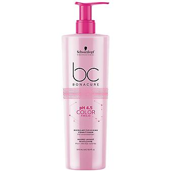 Schwarzkopf bonacure ph 4.5 color gel micellar nettoyant 500ml