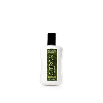 Bad & Body Works Signature Collection Citron Body Lotion for Mænd 8 fl oz / 236 ml (2 Pack)