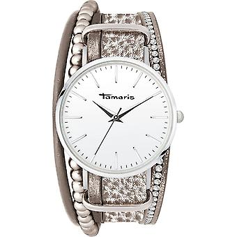 Tamaris - Wristwatch - Women - TW104 - silver, grey
