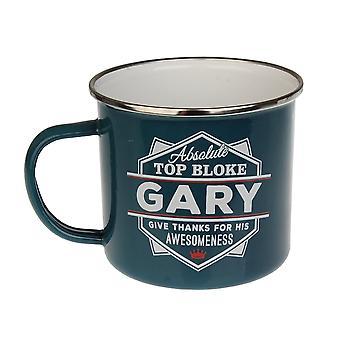 Historia & Heraldry Gary Tin Mug 43