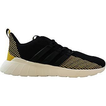 Adidas Questar Flow Core Nero/Active Gold-Footwear White EE8214 Uomini's