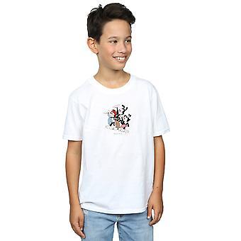 Animaniacs Boys Ta Da T-Shirt