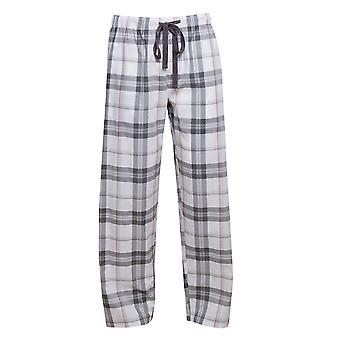 Cyberjammies 6439 Men's Jackson Grey Check Cotton Woven Pyjama Pant