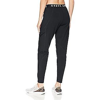Under Armour Women-apos;s Favorite Utility Cargo Pants, Black (001)/Tonal, Large