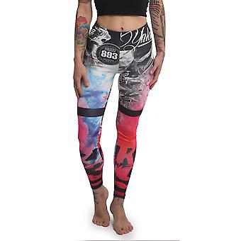 YAKUZA Women's Leggings Color Rush