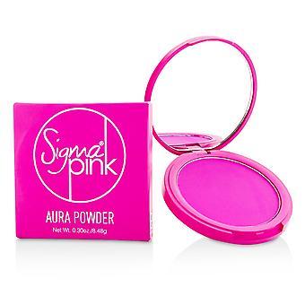 Aura Powder Blush - # Sigma Pink 8.48g/0.3oz