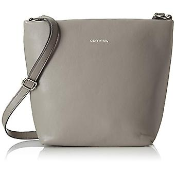 Comma 4180000075 Grey (Grey 304) handbag 11x26x22cm (B x H x T)