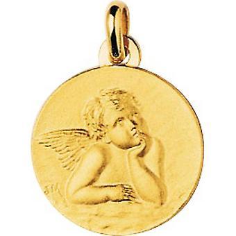 M Daille Engel gold 750/1000 gelb (18K)