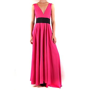 Hh Couture Ezbc432008 Women's Fuchsia Polyester Dress
