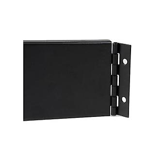 Startech 2U Hinged Solid Blank Rack Panel