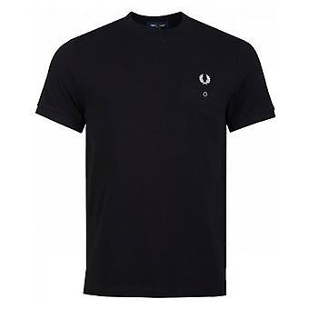 Fred Perry Authentics Pocket Detail T-Shirt