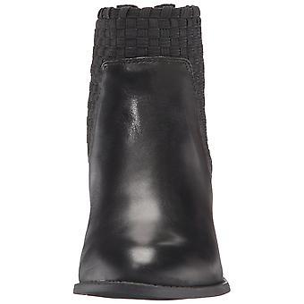 Jessica Simpson Lederstiefel Womens Yeni Runde Zehe Knöchel Mode