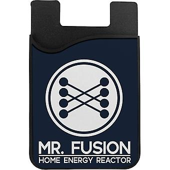 Back To The Future Mr Fusion Home Energy Reactor Phone Card Holder
