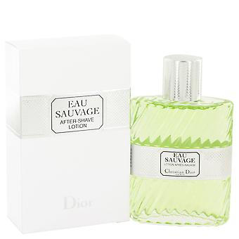 Eau Sauvage by Christian Dior After Shave 100ml