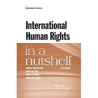 International Human Rights in a Nutshell by Thomas Buergenthal - 9781