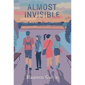 Almost Invisible by Maureen Garvie - 9781773060781 Book