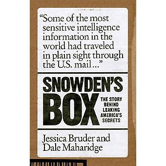 Snowden's Box - Trust in the Age of Surveillance by Jessica Bruder - 9