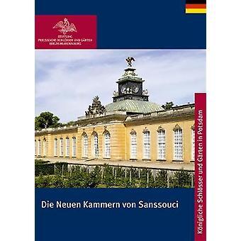 Die Neuen Kammern Von Sanssouci by Ulrike Gruhl - 9783422040465 Book
