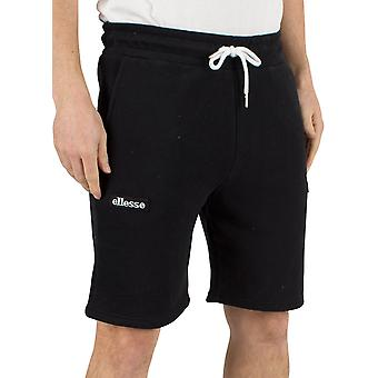 Ellesse Noli Fleece Sweat Shorts Negro 33