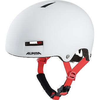 Alpina casque de vélo de temps d'antenne / / blanc