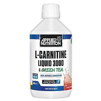 Soveltaa ravitsemus nestemäinen L-karnitiini 3000 495 ml