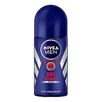 Roll-On Deodorant Dry Impact Nivea (50 ml)