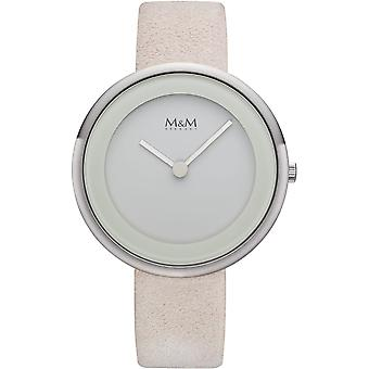 M & M Tyskland M11946-727 Big time Ladies Watch