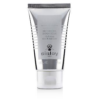 Sisley Restorative Crème pour les mains Hydratant la peau et et; Soins des ongles - 75ml/2.5oz