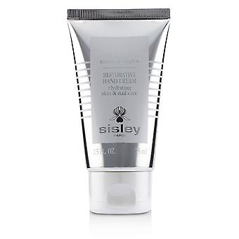 Sisley Restorative hand crème HYDRATING huid & amp; Nagel verzorging-75ml/2.5 oz