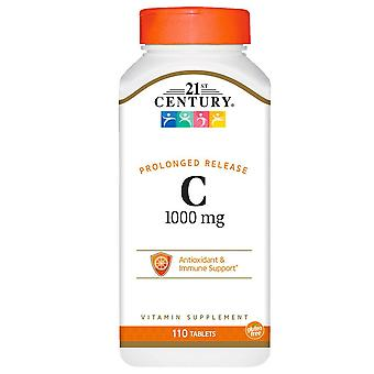 21St century vitamin c, 1000 mg, prolonged release, tablets, 110 ea