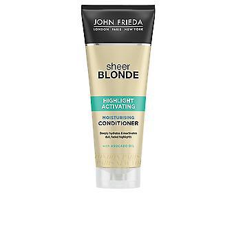 John Frieda Sheer Blonde Acondicionador Hidratante Blond Hair 250ml Unisex
