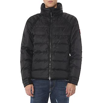 Canada Goose 2729m61 Men's Black Polyester Down Jacket