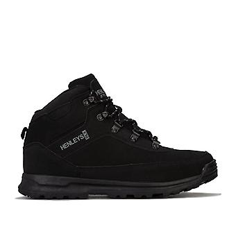 Men's Henleys Travis Boots in Black