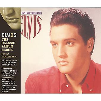 Elvis Presley - Heart and Soul [CD] USA import