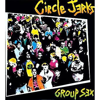 Circle Jerks - Group Sex [Vinyl] USA import