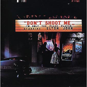 Elton John - Skjut inte mig jag är bara Piano Player [CD] USA import
