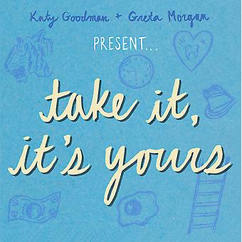 Katy Goodman & Greta Morgan - Take It Its Yours [Vinyl] USA import