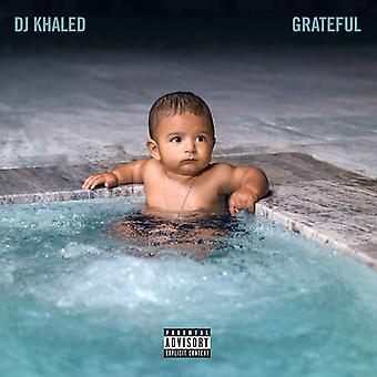 DJ Khaled - Grateful [Vinyl] USA import