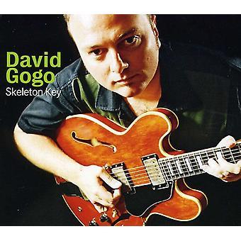 David Gogo - Skeleton Key [CD] USA import