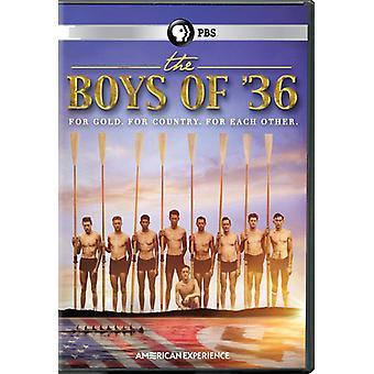 アメリカの経験: 36年の男の子 【 DVD 】 米国のインポートします。