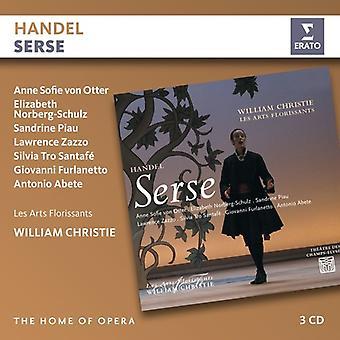 Händel / Christie / Florissants / Otter - Serse [CD] USA import