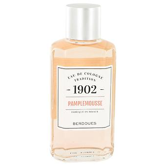 1902 Pamplemousse by Berdoues Eau De Cologne (Unisex) 8.3 oz / 245 ml (Women)
