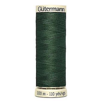 Gutermann Sew-all 100% Polyester Thread 100m Hand and Machine Colour Code  - 555