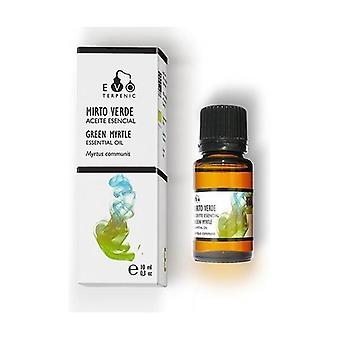 Essential Oil Myrtle Green Bio 10 ml of essential oil