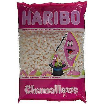 Haribo Chamallows Mini Mallows Blanc 1kg