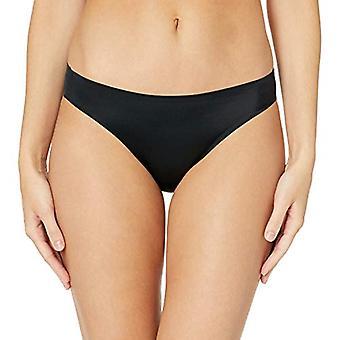 Essentials mujeres's estándar 4-pack sin costuras elástico elástico pantalón...