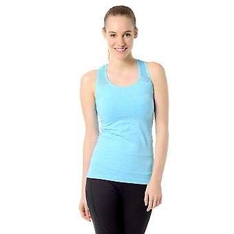 Jerf Womens Palma Ice Blue Seamless Tank