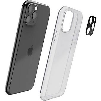 Hama Protection Cover Apple iPhone 11 Nero (trasparente)