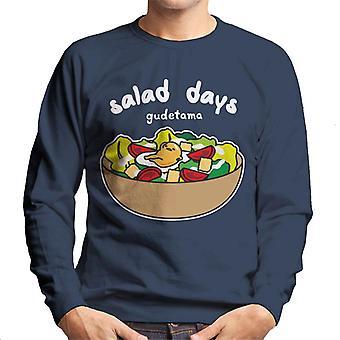 Gudetama Salad Days Men's Sweatshirt