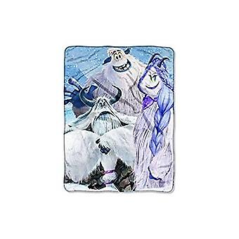 Super Soft Throws - Small Foot - Snow Friends New 45x60